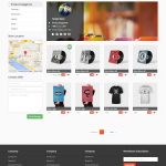 Dokan Sellers store page