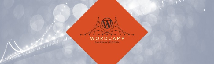 I will be attending WordCamp San Francisco 2014